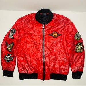 Other - Red Jacket